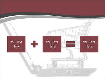 Shopping cart PowerPoint Templates - Slide 95