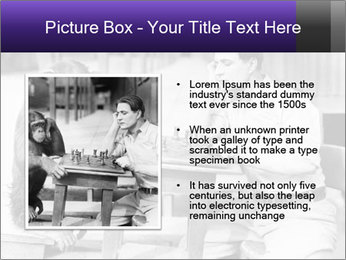 Man playing chess PowerPoint Templates - Slide 13