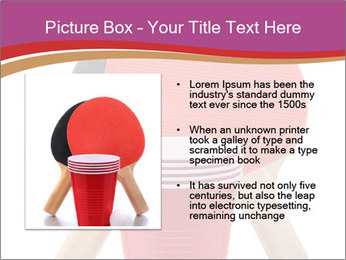 Ping Pong PowerPoint Templates - Slide 13