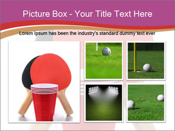 Ping Pong PowerPoint Templates - Slide 19