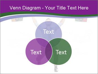 Muscular businessman PowerPoint Template - Slide 33