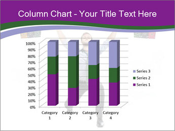 Muscular businessman PowerPoint Template - Slide 50