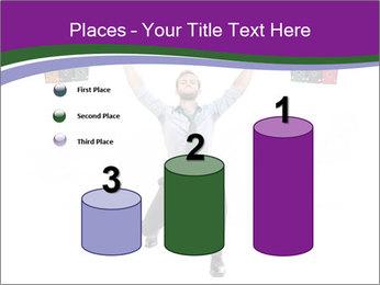 Muscular businessman PowerPoint Template - Slide 65