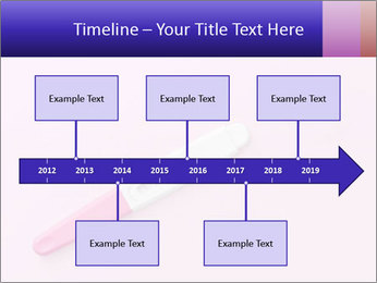 Girl pregnancy test PowerPoint Templates - Slide 28