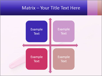 Girl pregnancy test PowerPoint Templates - Slide 37