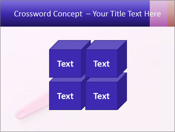 Girl pregnancy test PowerPoint Templates - Slide 39
