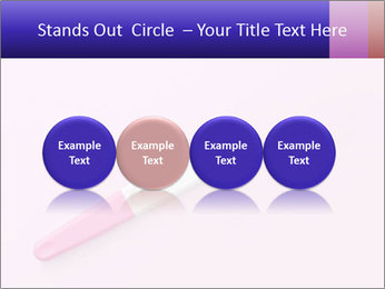 Girl pregnancy test PowerPoint Template - Slide 76