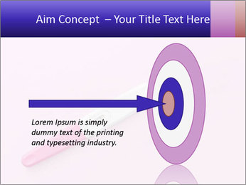 Girl pregnancy test PowerPoint Template - Slide 83
