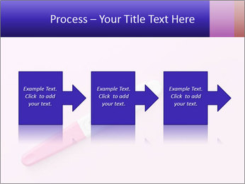 Girl pregnancy test PowerPoint Template - Slide 88