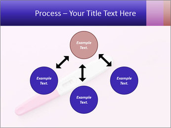 Girl pregnancy test PowerPoint Template - Slide 91