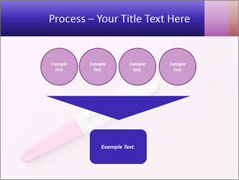 Girl pregnancy test PowerPoint Template - Slide 93