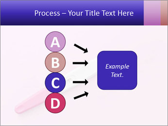 Girl pregnancy test PowerPoint Template - Slide 94