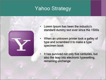 Samoyed dog PowerPoint Template - Slide 11