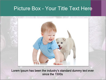 Samoyed dog PowerPoint Templates - Slide 16