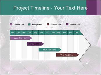 Samoyed dog PowerPoint Template - Slide 25