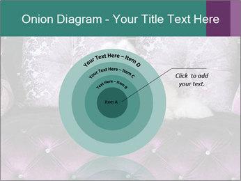 Samoyed dog PowerPoint Template - Slide 61