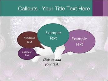 Samoyed dog PowerPoint Template - Slide 73
