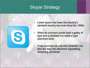 Samoyed dog PowerPoint Template - Slide 8