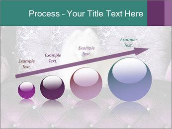 Samoyed dog PowerPoint Template - Slide 87