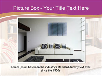 Interiors PowerPoint Template - Slide 15