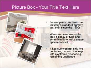 Interiors PowerPoint Template - Slide 17