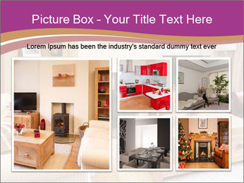 Interiors PowerPoint Template - Slide 19