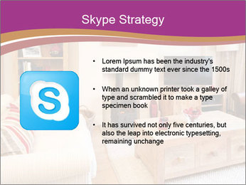 Interiors PowerPoint Template - Slide 8