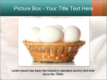 Eggs PowerPoint Template - Slide 15