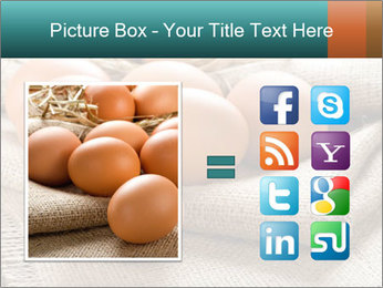 Eggs PowerPoint Template - Slide 21