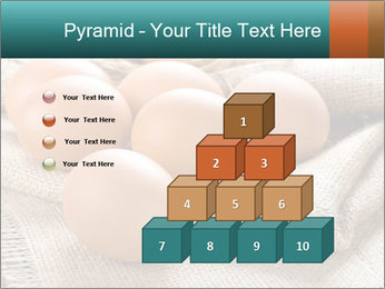 Eggs PowerPoint Template - Slide 31