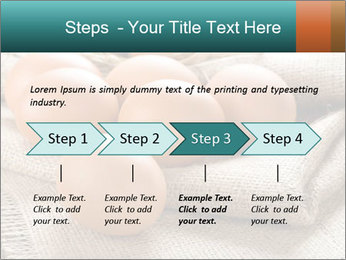 Eggs PowerPoint Template - Slide 4