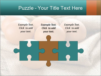 Eggs PowerPoint Template - Slide 42