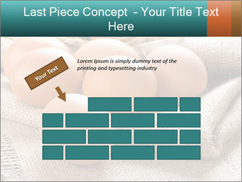 Eggs PowerPoint Template - Slide 46