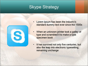 Eggs PowerPoint Template - Slide 8
