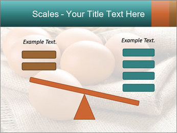 Eggs PowerPoint Template - Slide 89