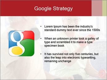 Vital senior couple PowerPoint Template - Slide 10