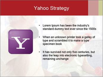 Vital senior couple PowerPoint Template - Slide 11