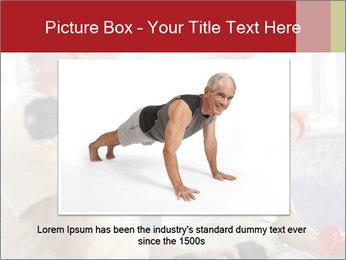 Vital senior couple PowerPoint Template - Slide 16