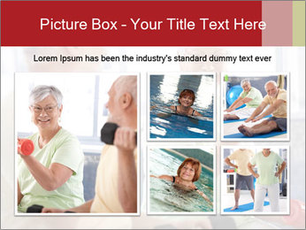 Vital senior couple PowerPoint Template - Slide 19