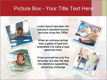 Vital senior couple PowerPoint Template - Slide 24