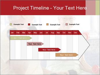Vital senior couple PowerPoint Template - Slide 25