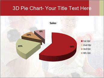 Vital senior couple PowerPoint Template - Slide 35