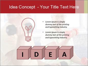 Vital senior couple PowerPoint Template - Slide 80