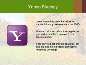 Autumn Landscape PowerPoint Template - Slide 11