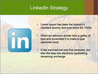 Autumn Landscape PowerPoint Template - Slide 12