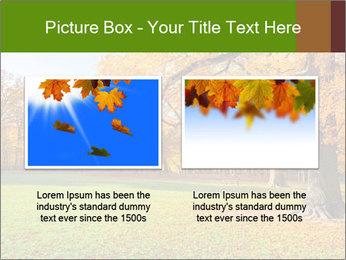 Autumn Landscape PowerPoint Template - Slide 18