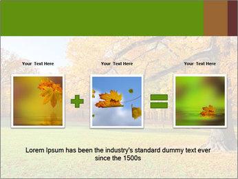Autumn Landscape PowerPoint Template - Slide 22