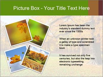 Autumn Landscape PowerPoint Template - Slide 23