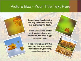 Autumn Landscape PowerPoint Template - Slide 24