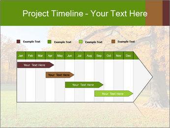 Autumn Landscape PowerPoint Template - Slide 25